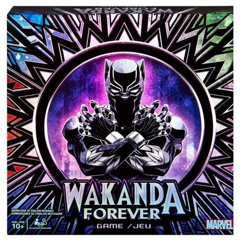 Marvel Black Panther Wakanda Forever Board Game - image 1 of 4