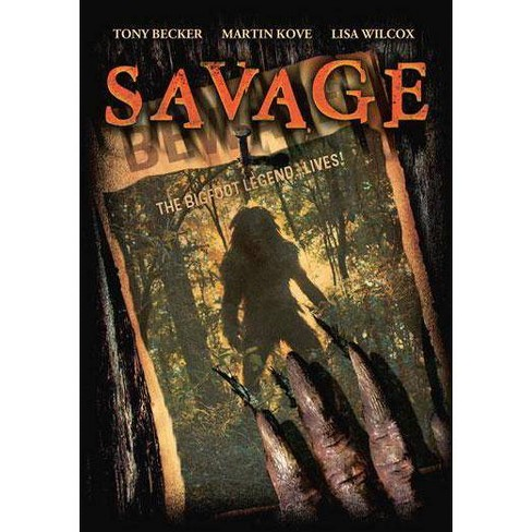 Savage (DVD) - image 1 of 1