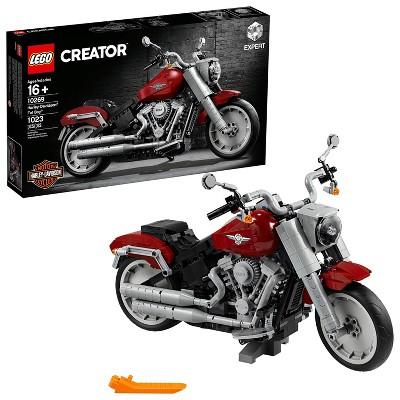 LEGO Creator Expert Harley-Davidson Fat Boy Building Kit 10269