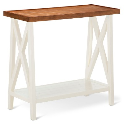 Larkspur Console Table - Off White