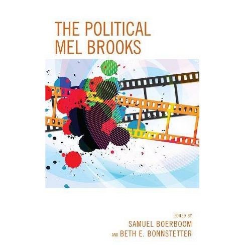 The Political Mel Brooks - (Hardcover) - image 1 of 1