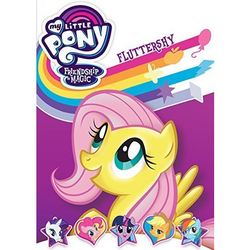 My Little Pony Friendship Is Magic Fluttershy (DVD) - image 1 of 1