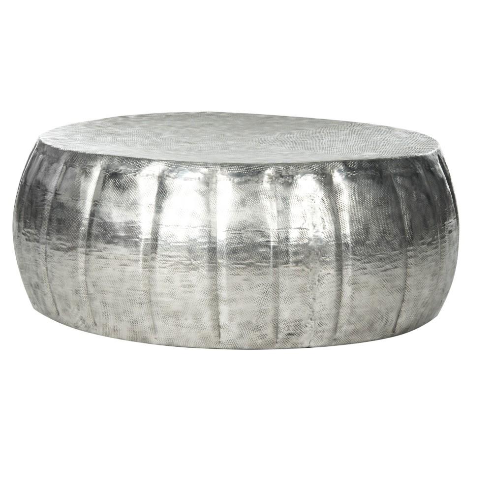 Dedalus Coffee Table Silver - Safavieh