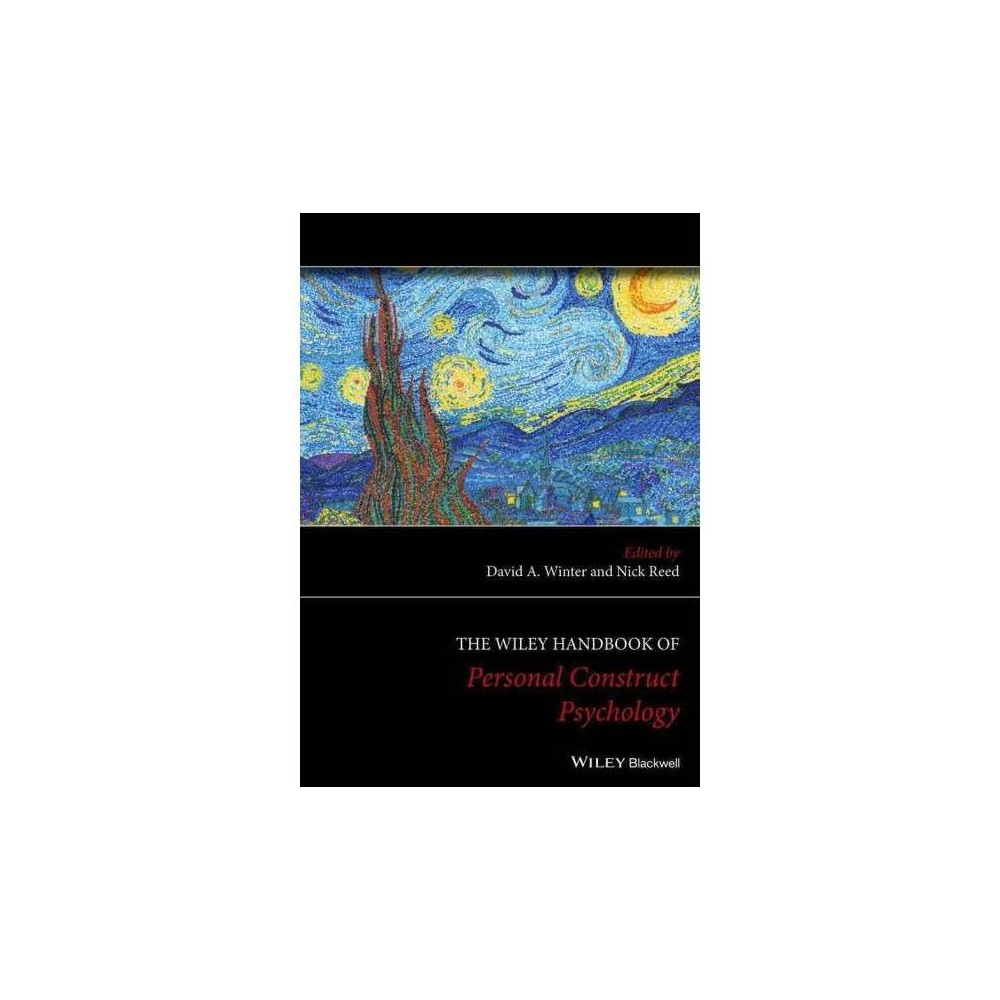 Wiley Handbook of Personal Construct Psychology - (Paperback)