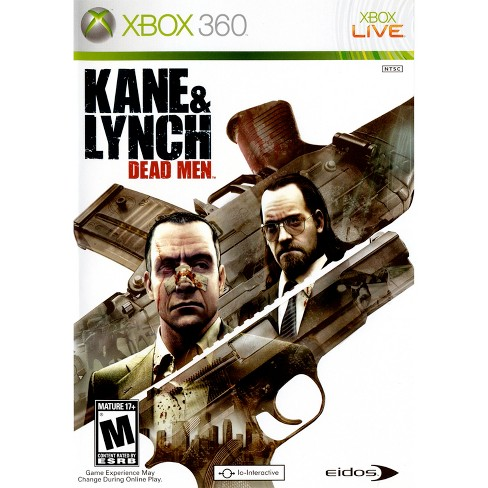 Kane & Lynch: Dead Men Xbox 360 - image 1 of 1