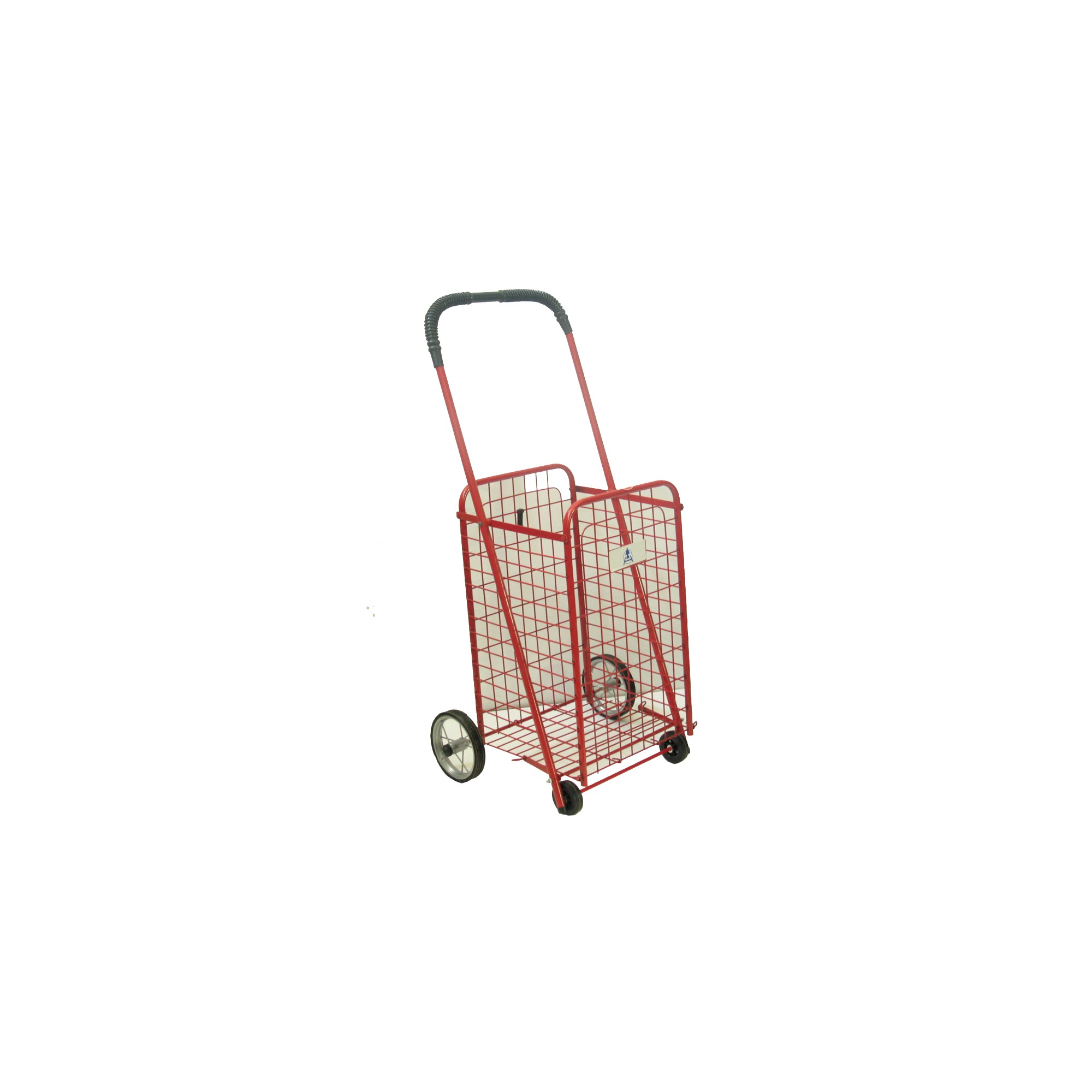 ATHome Small Wheeled Cart - Red