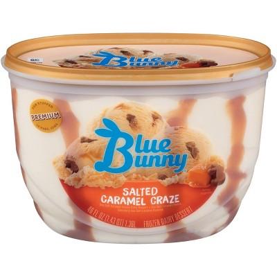 Blue Bunny Salted Caramel Craze Ice Cream - 46 fl oz