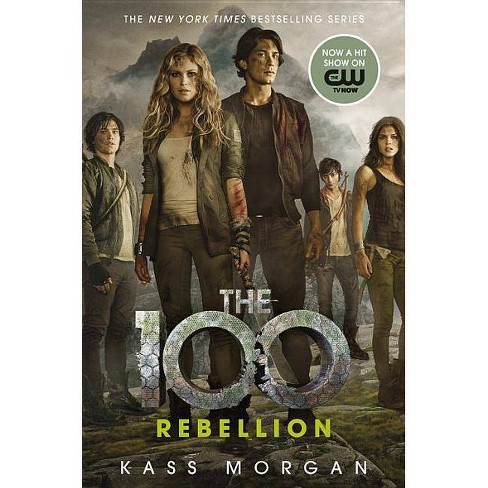 Rebellion - (100) by  Kass Morgan (Paperback) - image 1 of 1