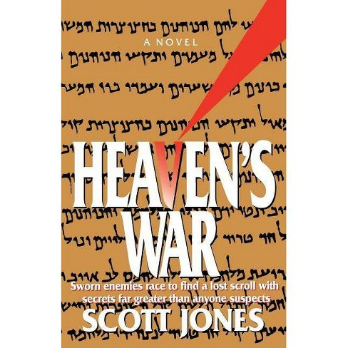 Heaven's War - by  Jones (Paperback) - image 1 of 1