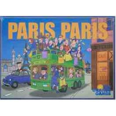 Paris Paris Board Game