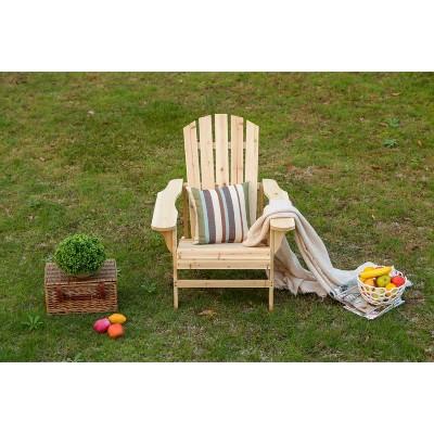 Adirondack Chair Wood - Patio Festival