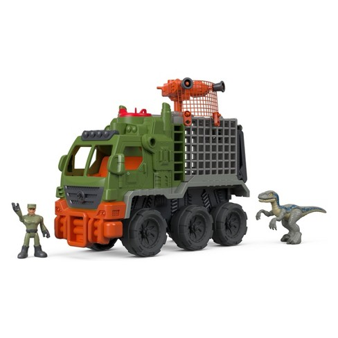 Fisher-Price Imaginext Jurassic World Dinosaur Hauler - image 1 of 4