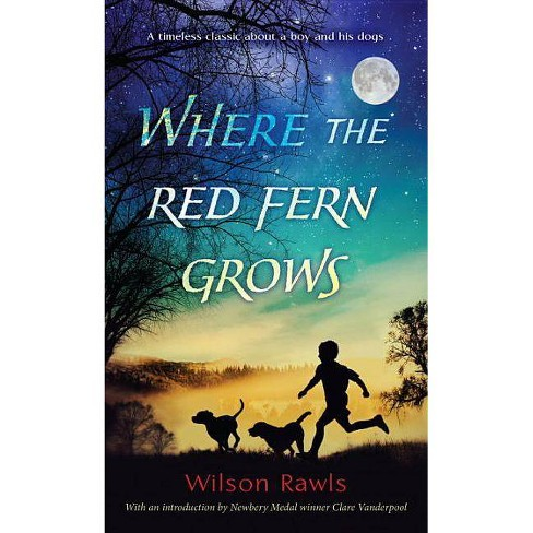 Where The Red Fern Grows - By Wilson Rawls (Paperback) : Target