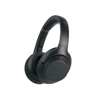 Sony Over-Ear Wireless Noise-Cancelling Headphones (WH1000XM3/B)
