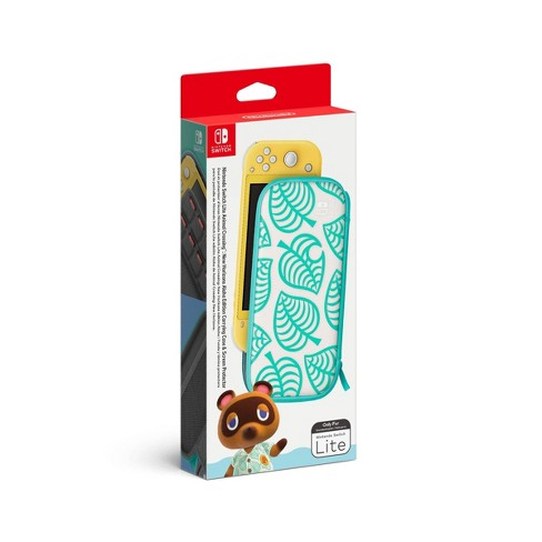 Nintendo Switch Lite Animal Crossing New Horizons Aloha Edition