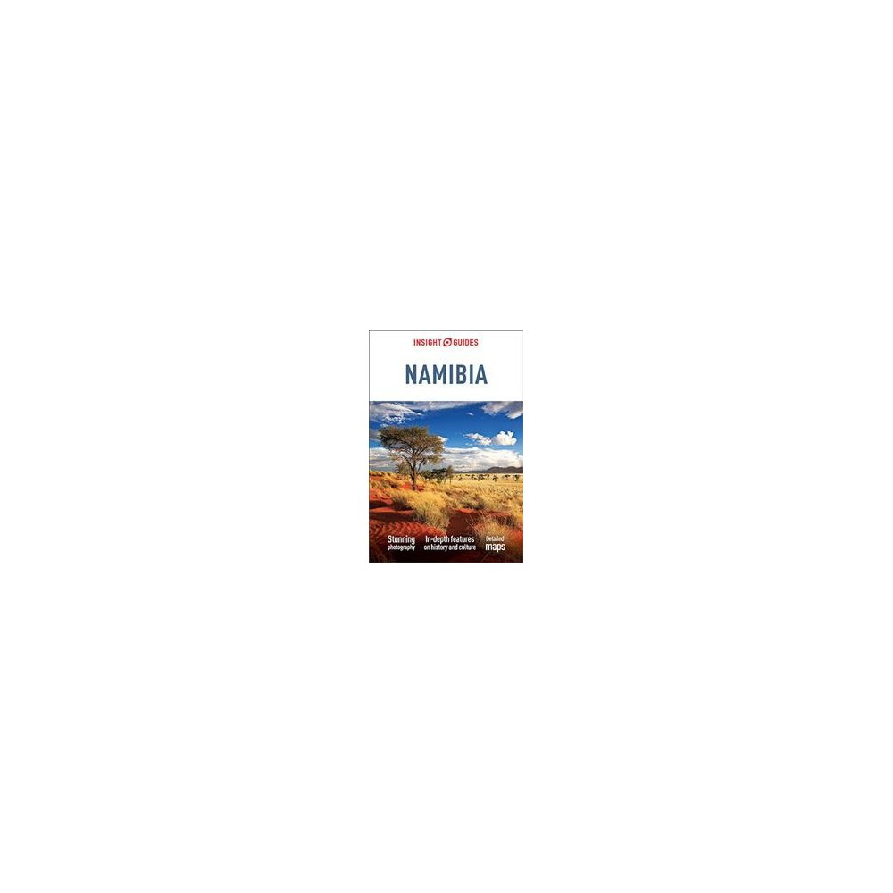 Insight Guides Namibia - 5 (Insight Guide Nambia) (Paperback)