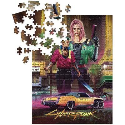 Dark Horse Comics Cyberpunk 2077 Kitsch 1000 Piece Jigsaw Puzzle