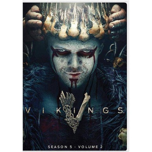 Vikings Season 5 Part 2 Dvd Target