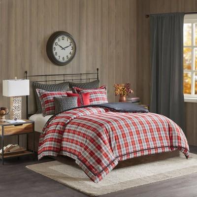 Williamsport Plaid Comforter Set
