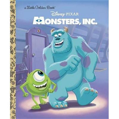 Monsters, Inc. Little Golden Book (Disney/Pixar Monsters, Inc.) - (Hardcover) - by RH DISNEY