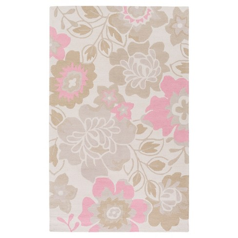 Rose Linn Kid's Rug - Surya - image 1 of 1