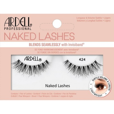 Ardell Naked 424 Lash 1pr