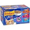 Purina Friskies Seafood Prime Filets Wet Cat Food - 5.5oz/24ct Variety Pack - image 4 of 4