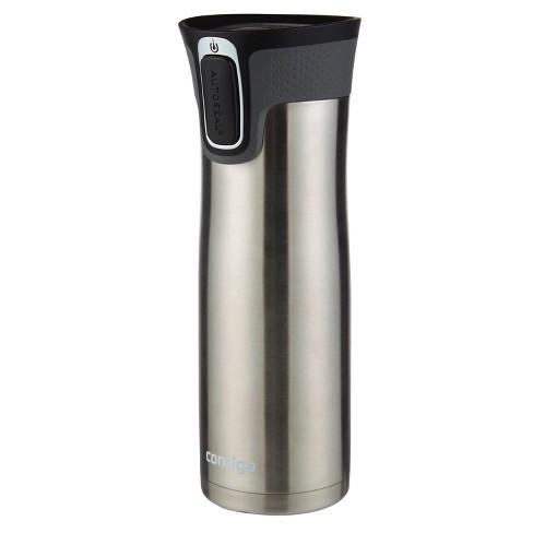 3d1e18d7723 Contigo Autoseal West Loop Stainless Steel Travel Mug 20oz : Target