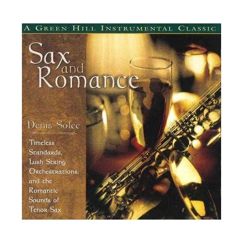 Denis Solee - Sax and Romance (CD) - image 1 of 1