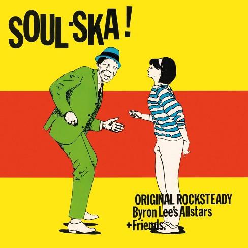 Lee byron - Soul ska (Vinyl) - image 1 of 1