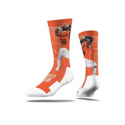 NFL Denver Broncos Von Miller Premium Socks - M/L
