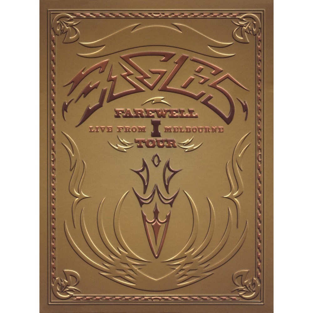 Eagles:Farewell I Tour Live From Melb (Dvd)