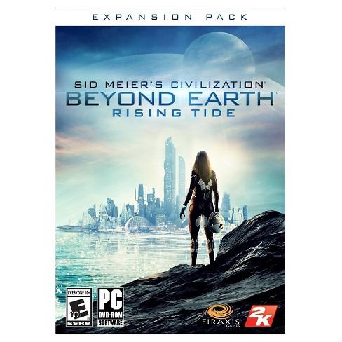 Sid Meier's Civilization Beyond Earth: Rising Tide - Expansion Pack - PC  Game (Digital)