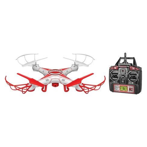 Striker-X 2.4GHz 4.5CH Remote Control RC HD Camera Drone - image 1 of 4