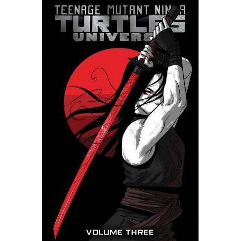 Teenage Mutant Ninja Turtles Universe, Vol. 3: Karai's Path - by  Rich Douek & Erik Burnham (Paperback) - image 1 of 1