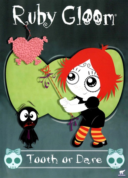 Ruby gloom:Tooth or dare (DVD) - image 1 of 1