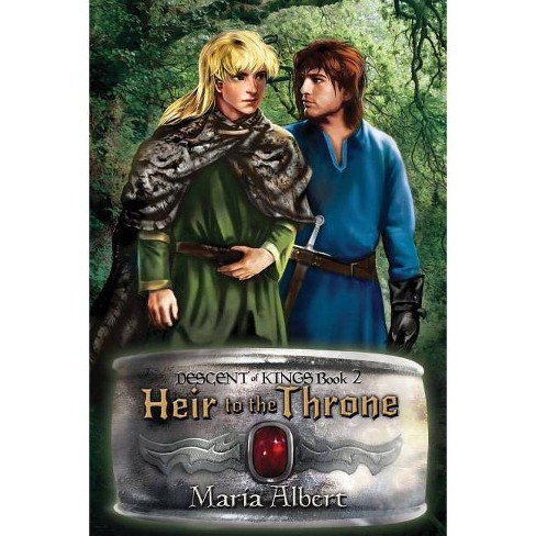 Heir to the Throne - by  Maria Albert (Paperback) - image 1 of 1