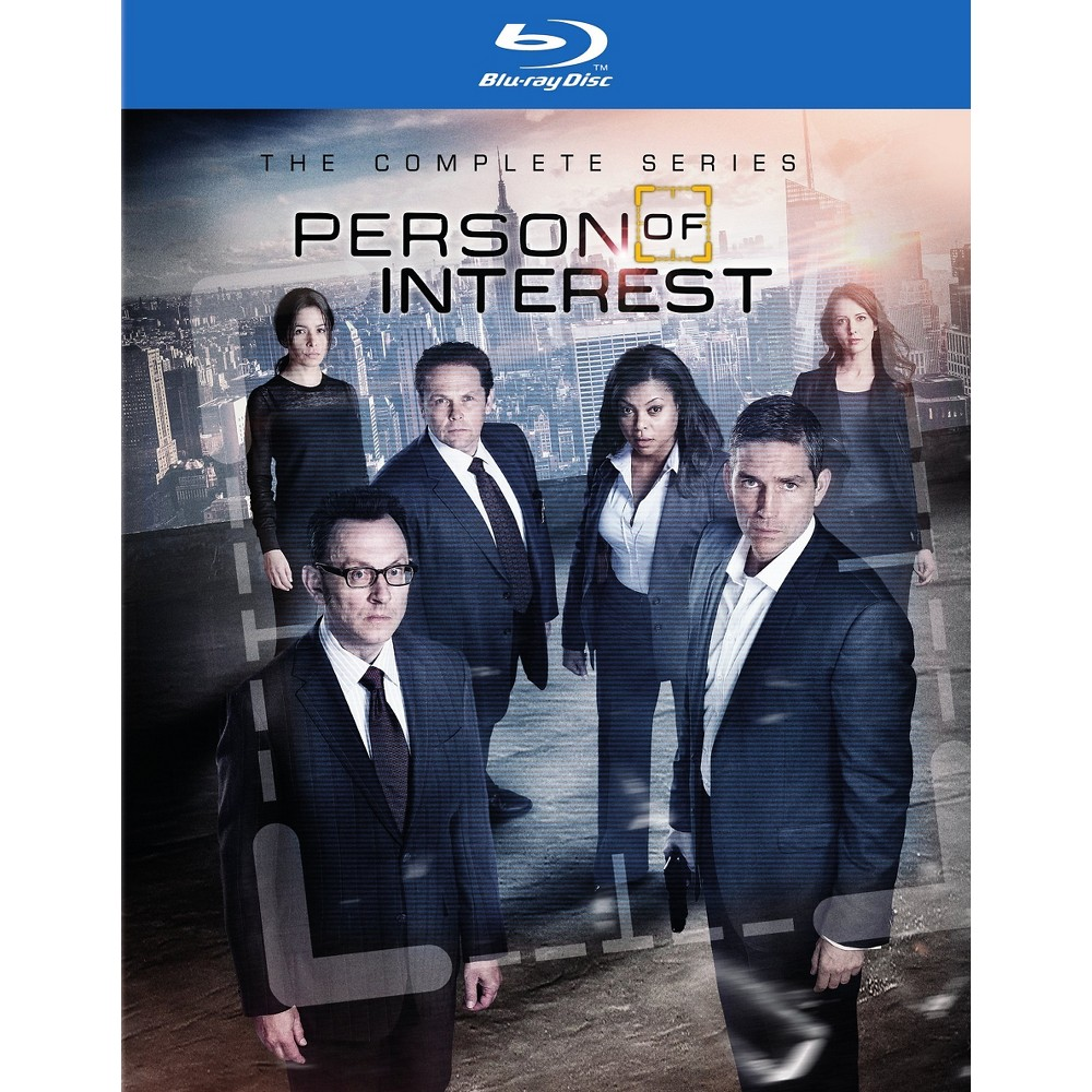Person Of Interest:Complete Series (Blu-ray)