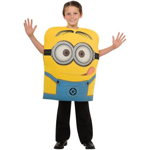 Rubie's Despicable Me 2 Minion Dave Foam Costume Child - image 1 of 1