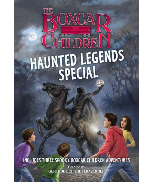 Boxcar Children Haunted Legends Special (Paperback) - image 1 of 1