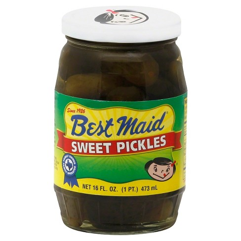 Best Maid Sweet Pickles - 16oz - image 1 of 1