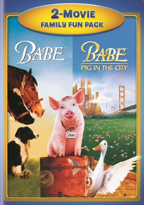 Babe 2-Movie Family Fun Pack - image 1 of 1