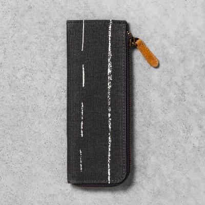 Pencil Case - Gray - Hearth & Hand™ with Magnolia