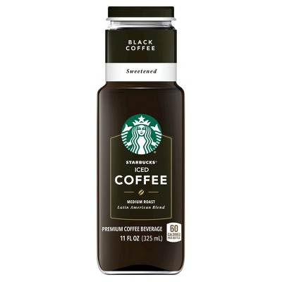 Coffee Drinks: Starbucks Iced Coffee