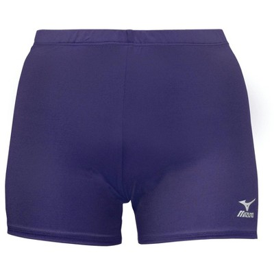 "Mizuno Women's Vortex 4"" Inseam Volleyball Shorts"