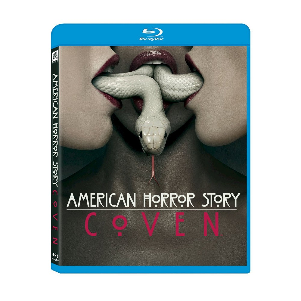 American Horror Story: Coven (3 Discs) (Blu-ray)