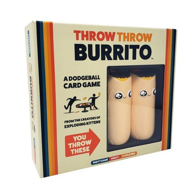 Throw Throw Burrito Board Game