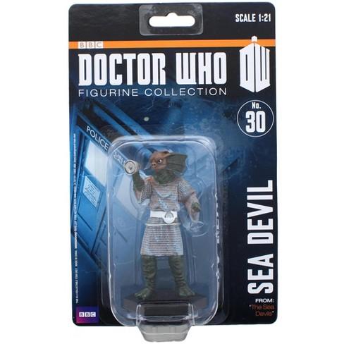 Seven20 Doctor Who Sea Devil Resin Figure - image 1 of 2