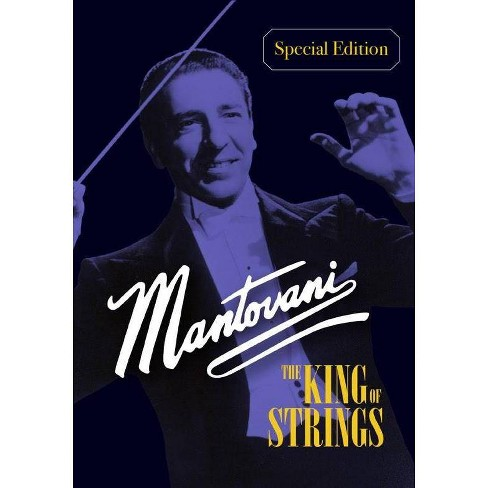 Mantovani: The King of Strings (DVD) - image 1 of 1