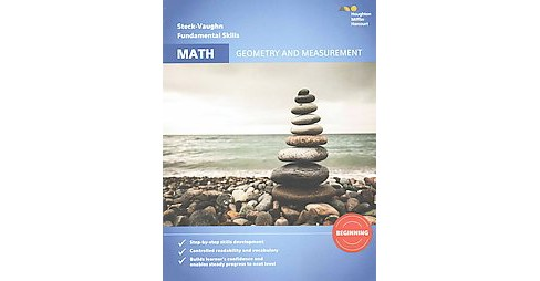 Geometry and Measurement Beginning (Workbook) (Paperback) - image 1 of 1